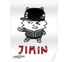 BTS - Jimin Hiphop Monster Poster