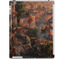 """Disney Lady and The Tramp """"Puppy Love"""" iPad Case/Skin"""