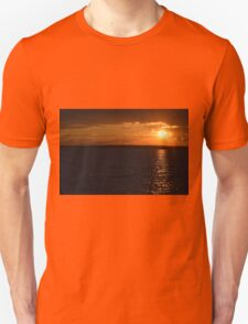 Ocean City, Maryland Series - Sunset Unisex T-Shirt