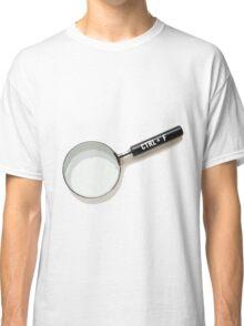 Ctrl+F Classic T-Shirt