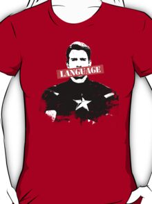 Age of Ultron - Language T-Shirt