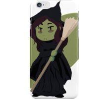 Elphaba Thropp iPhone Case/Skin