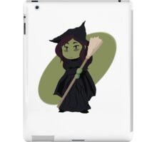 Elphaba Thropp iPad Case/Skin
