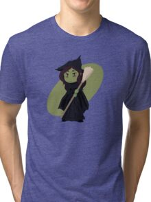 Elphaba Thropp Tri-blend T-Shirt