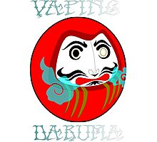 vaping daruma Photographic Print