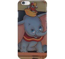 Disney Dumbo Baby Elephant Disney Magic Feather Character iPhone Case/Skin