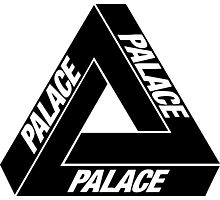 PALACE Photographic Print