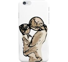 Mother and Child iPhone Case/Skin