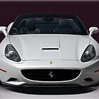 2011 Ferrari California 'Front' by DaveKoontz