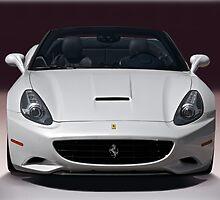 2011 Ferrari California 'Front' by DaveKoontz