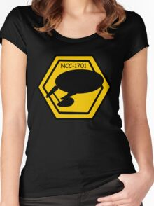 Are you a Trek fan?  Women's Fitted Scoop T-Shirt