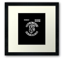 Sons of Chaos Framed Print