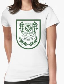 British Leyland Special Tuning Shield Womens Fitted T-Shirt