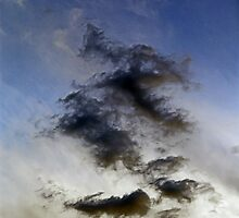 ©HCS Black Clouds Two Faces IA. by OmarHernandez