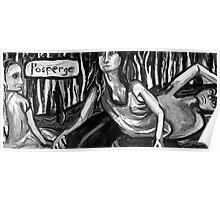 Une Nouvelle Couleur - L'asperge Poster