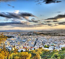 The city of Athens by StamatisGR
