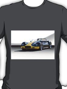 1956 Lister-Corvette Roadster 'Studio' T-Shirt