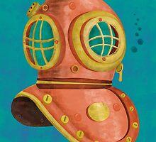 Scuba diving by mairaornelas