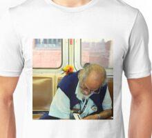 The Birdie's Watching Unisex T-Shirt