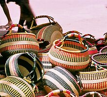 BASKETS OF GHANA by Tenee Attoh