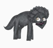 Triceratops  by BashsArt