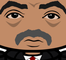 Sharpton Politico'bot 1.0 Sticker