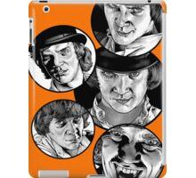 Clockwork Orange iPad Case/Skin
