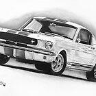 1966 Mustang by John Harding