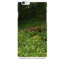 Flowers & Trees iPhone Case/Skin