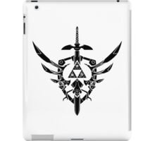 Legend Of Zelda: Sword and Shield  iPad Case/Skin