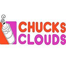 chucks clouds Photographic Print