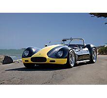 1956 Lister-Corvette 'Oceanside' Photographic Print