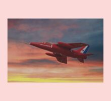 Red Arrows - Folland Gnat Kids Clothes