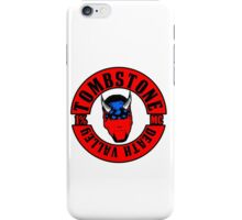 Undertaker - Tombstone MC T Shirt iPhone Case/Skin