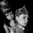Mes petits poux by Etienne RUGGERI Artwork eRAW