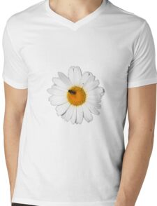 Daisy and Bee Mens V-Neck T-Shirt