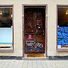 Stockholm. Art Gallery in Gamla Stan by Igor Shrayer
