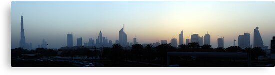 Dubai,  United Arab Emirates by AravindTeki