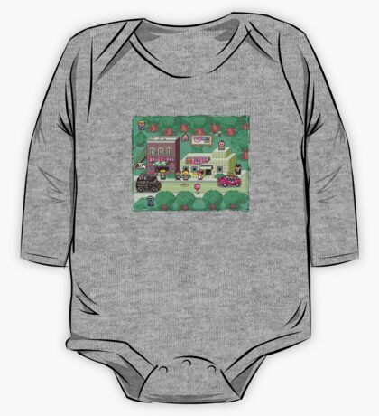 Earthbound Town One Piece - Long Sleeve