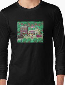 Earthbound Town Long Sleeve T-Shirt