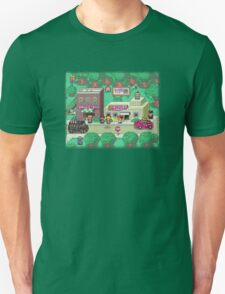 Earthbound Town Unisex T-Shirt