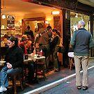 Melbourne lane by Alexander Meysztowicz-Howen
