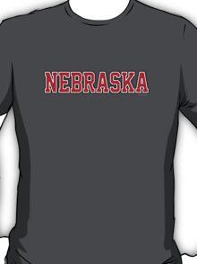 Nebraska Jersey T-Shirt