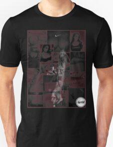 karmas ego (wid karma tattoo in da bckground) T-Shirt