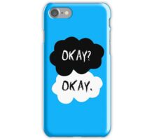 The Fault In Our Stars - Okay iPhone Case/Skin