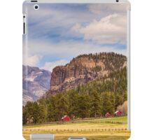 Colorado Western Landscape iPad Case/Skin
