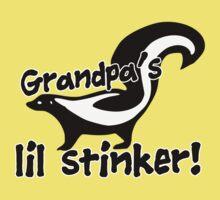Little sticker grandbaby humor Kids Tee