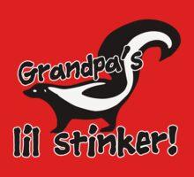 Little sticker grandbaby humor Kids Clothes