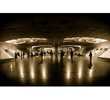 Lisbon Metro Photographic Print