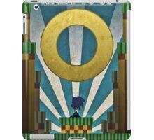 Sonic The HedgeHog - Art Deco Style iPad Case/Skin